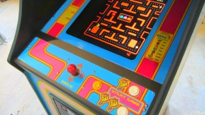 Ms.Pac Man.Upright.Arcade.Control.Panel_ 300x169 pacman joystick repair ms pacman wiring harness at n-0.co