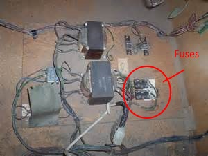 Installing A New 15amp Power Supply Welcome To Fix A Galaga Com