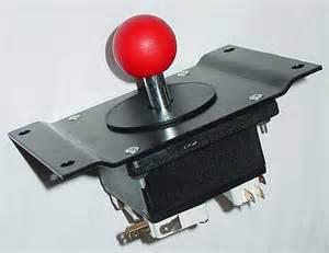 push button joystick pacman